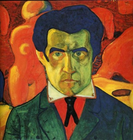 Kazimir Malevich, founder of Suprematism and painter of the iconic Black Square (1915)