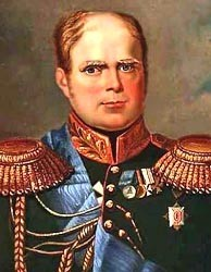 Grand Duke Konstantin Pavlovich, son of Paul I and Maria Fyodorovna, husband of Princess Juliane Henriette Ulrike of Sachsen-Coburg-Saalfeld, husband of Countess Joanna Grudzińska