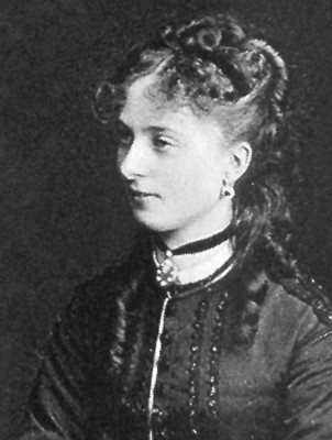 Princess Ekaterina Dolgorukaya, Princess Yurievskaya, morganatic second wife of Tsar Alexander II